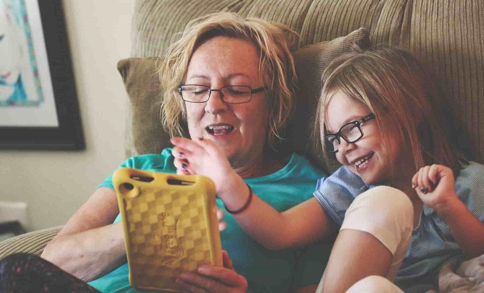 technology affects children