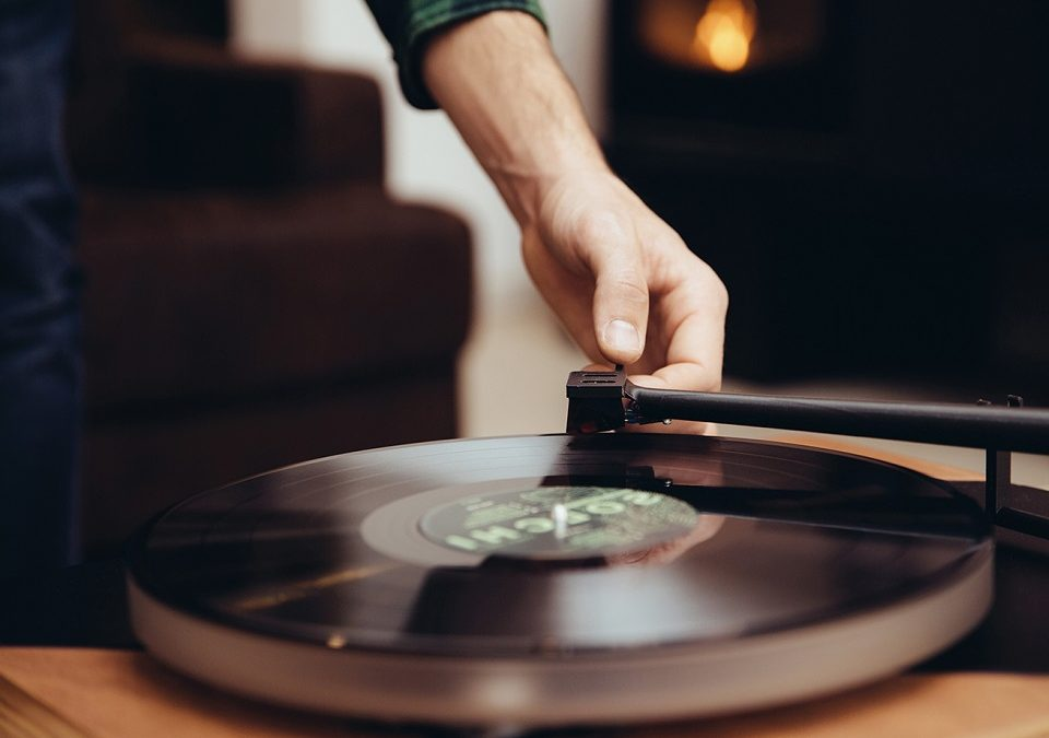 why turntables are popular again